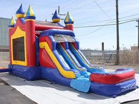 Carnival Bounce House.