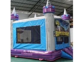 Fort Nite Bounce House.