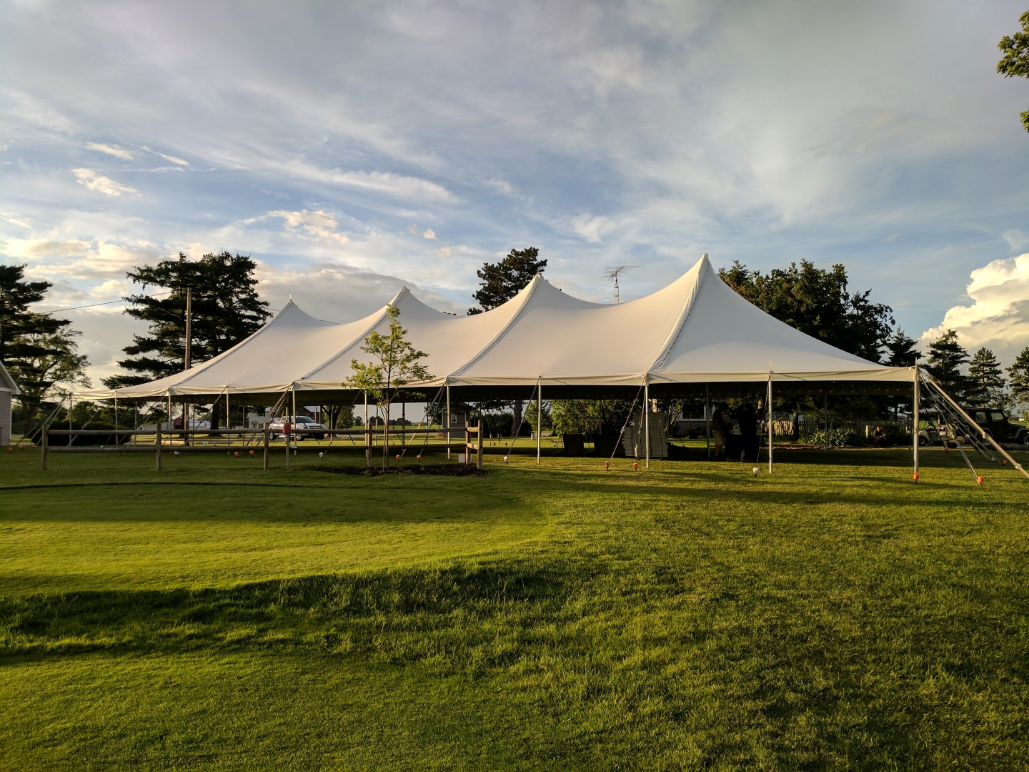 tent price: How much is a 20x20 tent rental?